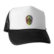Gay Cop - Gay Police - Gay Me Trucker Hat