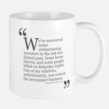 Embarrassing Ancestors Mug