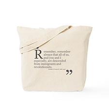 Revolutionists Tote Bag