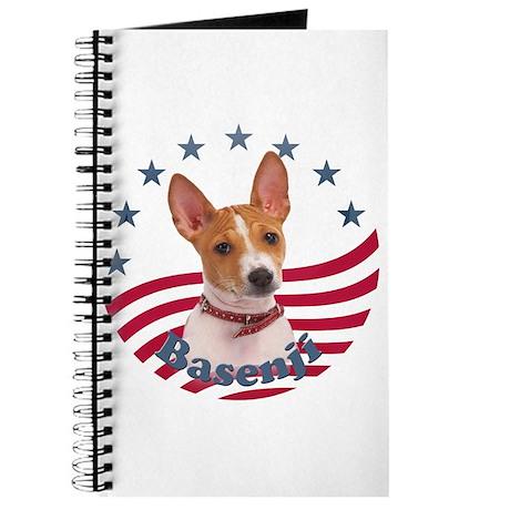 Patriotic Basenji Designs By Friskybizpets Journal