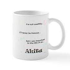 Akita Life Mug