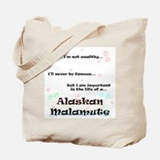 Malamute Life Tote Bag