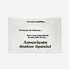 Water Spaniel Life Rectangle Magnet