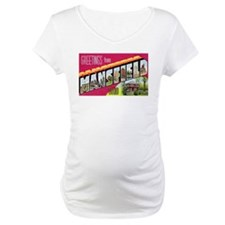 Mansfield Ohio Greetings (Front) Shirt