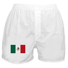 Mexico Country Latino Boxer Shorts