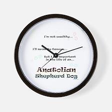 ASD Life Wall Clock