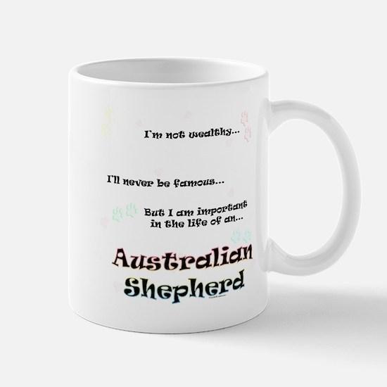 Aussie Shepherd Life Mug