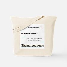 Beauceron Life Tote Bag