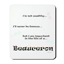 Beauceron Life Mousepad