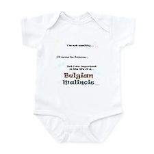 Malinois Life Infant Bodysuit