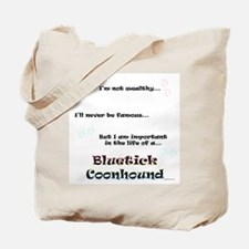 Bluetick Life Tote Bag
