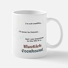 Bluetick Life Mug
