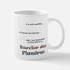 Bouvier Life Mug