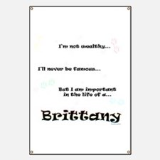 Brittany Life Banner