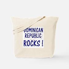 Dominican Republic Rocks ! Tote Bag