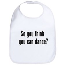 so u think u can dance Bib