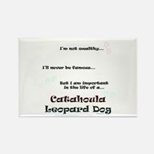 Catahoula Life Rectangle Magnet (100 pack)