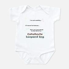 Catahoula Life Infant Bodysuit