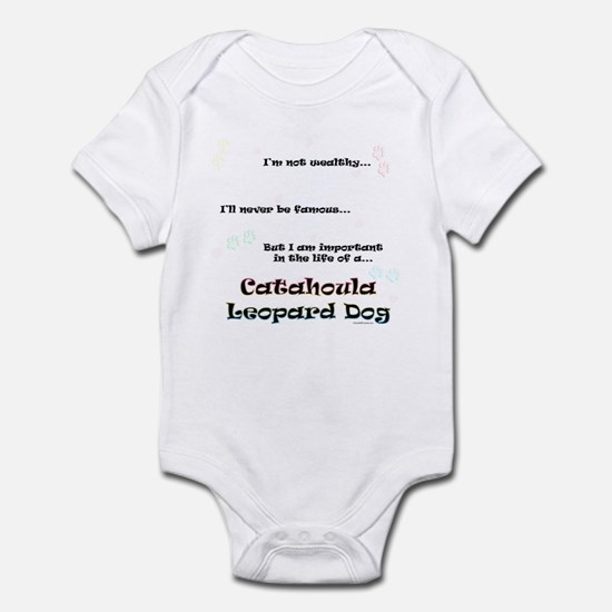 Catahoula Life Infant Bodysuit