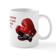 Punch Ed Balls Small Mug