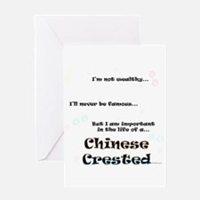 Crested Life Greeting Card