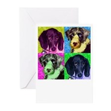 Loveable Mutts Greeting Cards (Pk of 10)