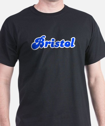 Retro Bristol (Blue) T-Shirt