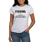 Fishing Fun Women's T-Shirt