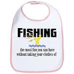 Fishing Fun Bib