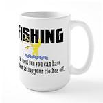 Fishing Fun Large Mug