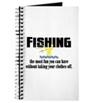 Fishing Fun Journal