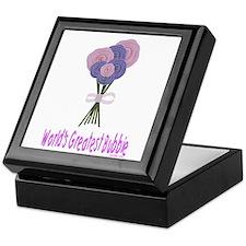 WOrld's Greatest Bubbie Keepsake Box