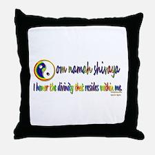Unique Buddah Throw Pillow