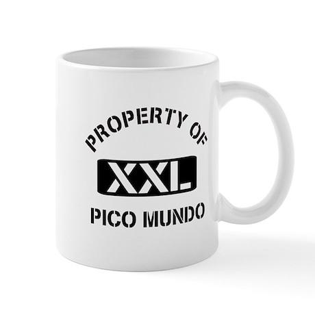 Property of Pico Mundo Mug