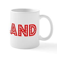 Retro Ashland (Red) Mug