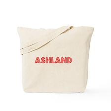 Retro Ashland (Red) Tote Bag