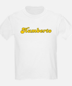 Retro Humberto (Gold) T-Shirt
