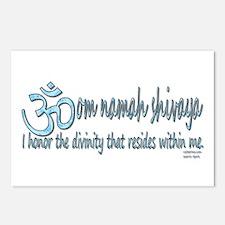 Unique Sanskrit Postcards (Package of 8)