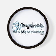 Cool Buddah Wall Clock
