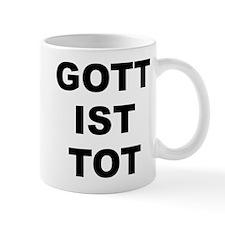 GOTT IST TOT Mug
