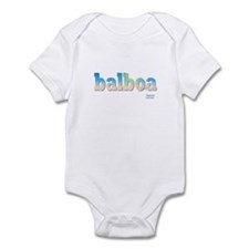 Cute California cities Infant Bodysuit