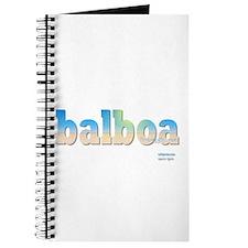 Funny Balboa Journal