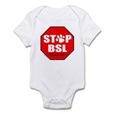 STOP BSL Infant Bodysuit