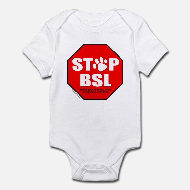 STOP BSL Infant Bodysuit