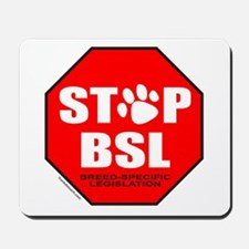 STOP BSL Mousepad
