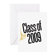Class of 2009 Greeting Cards (Pk of 10)
