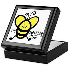 UnBEElievably Cute Keepsake Box