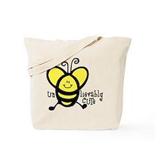 UnBEElievably Cute Tote Bag