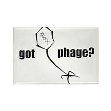 Phage Rectangle Magnet (10 pack)