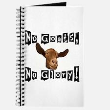 No Goats, No Glory! Journal